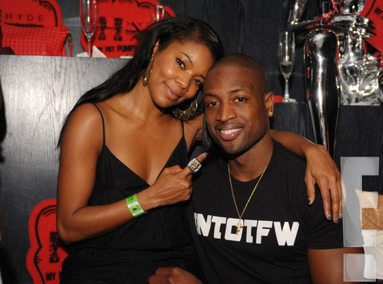 Gabrielle Union And Dwyane Wade Championship 2013 November « 201...